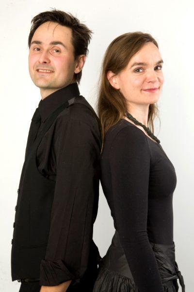 Riina ja Sami Kaarlan kuva.